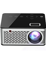 cheap -TSG200 LCD Projector 500 lm Embedded LINUX Operating System Support / 1080P (1920x1080) / QVGA (320x240)