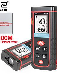 Недорогие -лазерный цифровой дальномер мини портативный дальномер лазерный дальномер rz-s100