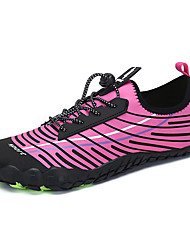 cheap -Women's Sneakers Hiking Shoes Lightweight Breathable Anti-Slip Multi-function Hiking Walking Autumn / Fall Summer Pink