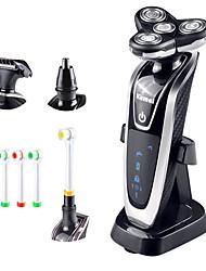 Недорогие -Shaving Sets & Kits Уход за ребенком Электрические зубные щетки / Электробритвы Влажное и сухое бритье ABS смолы