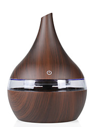 cheap -5V Usb Night Light Humidifier Household Mini Humidifier Wood Grain Purifier Aromatherapy Machine