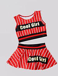 cheap -JIAAO Girls' Two Piece Swimsuit Swimwear Quick Dry Sleeveless 2-Piece - Swimming Water Sports Patchwork Summer / High Elasticity / Kid's