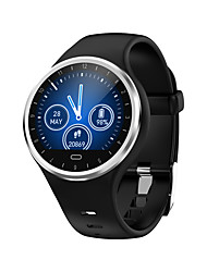 cheap -M8 Smart Watch BT Fitness Tracker Support Notify/ Heart Rate Monitor Sports Smartwatch Compatible with Iphone/ Samsung/ Android Phones
