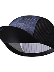 cheap -Nuckily Cycling Cap / Bike Cap Visor Geometic UV Resistant Breathable Quick Dry Sweat-wicking Bike / Cycling Black Spandex for Men's Women's Teen Adults' Road Bike Outdoor Exercise Recreational