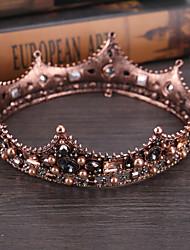 cheap -Headbands / tiaras / crown Hair Accessories Alloy Wigs Accessories Women's 1 pcs pcs 13cm(Approx5inch) cm School / Quinceañera & Sweet Sixteen / Festival Headpieces Kids / Teen / Generic / Youth