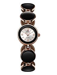 cheap -Women's Bracelet Watch Quartz Watches Analog Quartz Formal Style Elegant Casual Watch / One Year / Stainless Steel