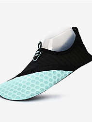 cheap -Men's Women's Water Shoes Slim Rubber Quick Dry Anti-Slip Barefoot Yoga Swimming Diving Aqua Sports - for Adults