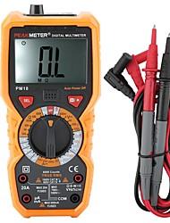 Недорогие -Пикметр портативный цифровой мультиметр pm18 цифровой мультиметр тока тестер напряжения сопротивления электрик измерительный прибор
