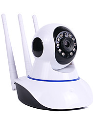 cheap -sunsee Digital IF-Q1 1 mp IP Camera Indoor Support 128 GB / CMOS / Wireless / 60 / Static IP address / Android
