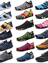 abordables -Chaussures d'Eau Gomme Natation pour Adultes