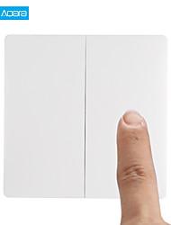 cheap -Aqara Upgrade Wireless Switch Double Button Key Smart Light Control ZigBee Version For Mi Home APP Gateway and  HomeKit