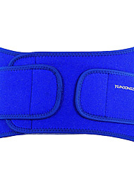 cheap -Lumbar Belt / Lower Back Support for Running Fitness Portable Eases pain Thermal / Warm Men's Other Material 2pcs Blue