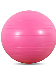 "cheap -25 1/2"" (65 cm) Exercise Ball / Yoga Ball Thick PVC (Polyvinylchlorid) Support 1200 kg With Balance Training for Yoga Pilates"