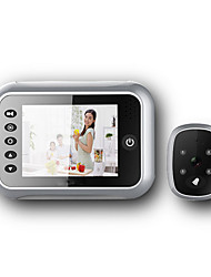 cheap -SF518 Wired & Wireless / WIFI Photographed 3.5 inch Handheld One to One video doorphone