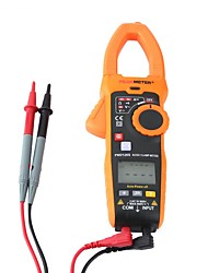 cheap -PEAKMETER AC/DC clamp meter PM2128S Handheld Non-contact Digital Voltage Current Clamp Meter Electrical measure Instrument