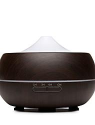 abordables -Humidificateur d'air en bois d'humidificateur de machine créative d'aromatherapy de citrouille de 300 ml