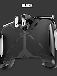 cheap -AK16 Pubg Mobile Gamepad Pubg Controller for Phone L1R1 Grip with Joystick/Trigger L1r1 Pubg Fire Buttons for iPhone Android IOS