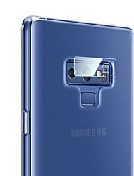 Недорогие -Samsung GalaxyScreen ProtectorNote 9 HD Протектор объектива камеры 1 ед. Закаленное стекло