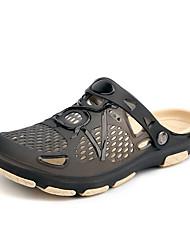 cheap -Men's PVC Summer / Spring & Summer Sandals Breathable Green / Blue / Black