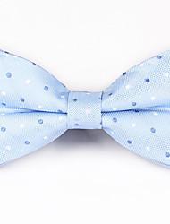 cheap -Men's Party / Work / Basic Bow Tie - Polka Dot / Print / Jacquard