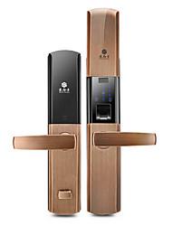 Недорогие -holishi® d1880f умный замок кодовый замок замок отпечатков пальцев умный дом система безопасности костюм для левой двери правая дверь