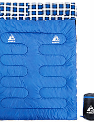 cheap -Hewolf Sleeping Bag Outdoor Camping Cuboid 10 °C Hollow Cotton Portable Lightweight Windproof Breathable Rain Waterproof Thick Spring &  Fall Winter for Camping / Hiking / Caving Traveling