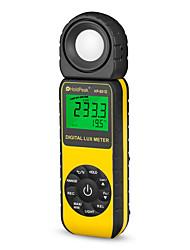 Недорогие -Holdpeak hp-881d новый цифровой люксметр 4000,000 люкс / фк выбор высокоточный цифровой люксметр ручной типометр