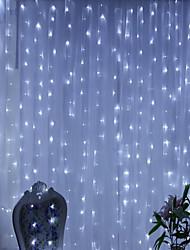 cheap -3m String Lights 300 LEDs Warm White / RGB / White Creative / New Design / Party 220-240 V / 110-120 V 1pc