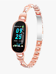 cheap -BoZhuo f18 Women Smart Bracelet Smartwatch Android iOS Bluetooth Waterproof Heart Rate Monitor Blood Pressure Measurement Calories Burned Information Pedometer Call Reminder Sleep Tracker Sedentary