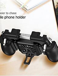 Недорогие -H5 Тепловыделение игровой площадкой Кнопки прицеливания Игровые инструменты для поедания цыплят с вентилятором для игры в стрельбу