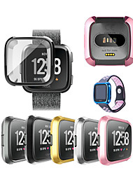 cheap -Case For Fitbit Fitbit Versa Silicone Fitbit
