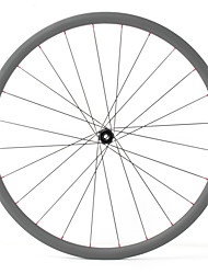 cheap -FARSPORTS 700CC Wheelsets Cycling 25 mm Road Bike 100% Carbon Fiber Tubeless 24/24 Spokes Others
