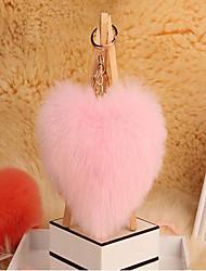cheap -Sweet Heart / Creative Keychain Favors Feathers Pendants / Ornaments - 1 pcs All Seasons
