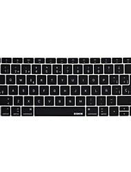 Недорогие -Силиконовая клавиатура xskn® на испанском языке для 2018 года выпуска, новая версия MacBook Air 13.3