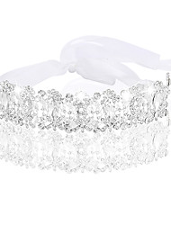 "cheap -Headbands / Decorations Hair Accessories Crystal / Alloy Wigs Accessories Women's 1 pcs pcs 23 1/2""60 cm cm Wedding / Festival Classic Jewelry / Wedding Women"