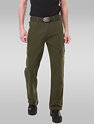 cheap -Men's Hiking Pants Winter Outdoor Breathable Quick Dry Sweat-wicking Multi-Pocket Cotton Pants / Trousers Bottoms Climbing Camping / Hiking / Caving Black Green Camouflage 29 30 31 32 33
