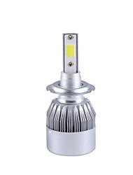 cheap -2pcs Car Light Bulbs COB LED Headlamps For 2018