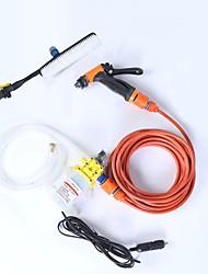 cheap -Portable Car Washer 12v Car Wash Water Pump Multi-function Micro Car Wash Machine High Pressure Car Wash Water Gun