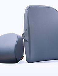 cheap -Xiaomi ROIDMI Car Headrest & Waist Cushion Kits LightBlue / Gray Polyester Fabric Business