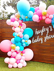 cheap -Balloon Plastic Wedding Decorations Party / Shopping Double sided sticky / chain / Arch All Seasons