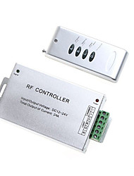 cheap -RGB LED controller Control Wireless DC12-24V 4 Key RF Remote Control for RGB LED Strip Light 5050 3528