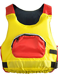 cheap -Life Jacket Wearable Swimming Terylene Boating Sailing Life Jacket for Adults