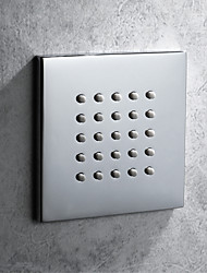 cheap -Shower Faucet - Contemporary Chrome Wall Mounted