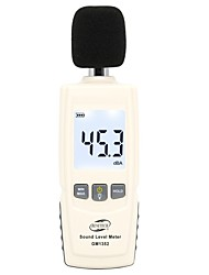 cheap -BENETECH GM1352 30-130dB Digital Sound Level Meter Noise Audio Volume Monitoring Test dB Decibels Detector with LCD Backlight