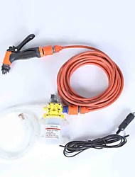 cheap -12V Car Washer Electric Portable Water Pump Car Water Gun Household Washing Car Product