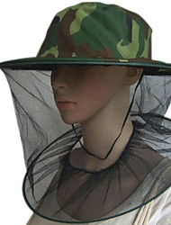 cheap -Headwear Tulle Anti-Mosquito Camo / Camouflage 1 pc
