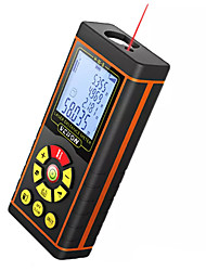 Недорогие -Vchon H-100S 100 м лазерный дальномер зарядки голосовая версия лазерный дальномер высокая точность электронная линейка