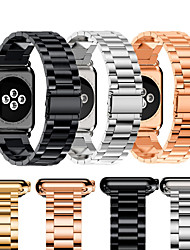 cheap -Watch Band for Apple Watch Series 6 SE 5 4 3 2 1  Apple Sport Band Metal / Stainless Steel Wrist Strap
