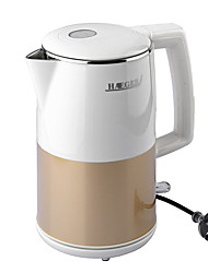 cheap -LITBest Electric Kettles 7803 Stainless Steel White