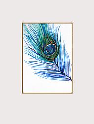cheap -Framed Canvas Framed Oil Painting - Still Life Plastic Oil Painting Wall Art